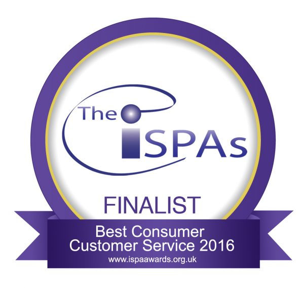 ISPA - Best Consumer Customer Service 2016
