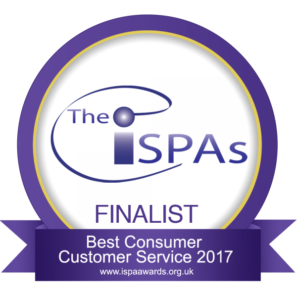 ISPA - Best Consumer Customer Service 2017