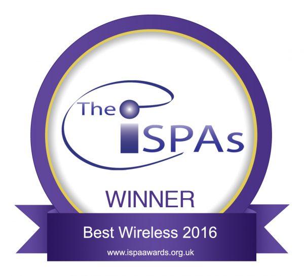 ISPA - Best Wireless 2016