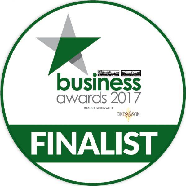 Blackmore Vale Business Awards - Best Online Engagamenet, Customer Service & Green Awards 2017