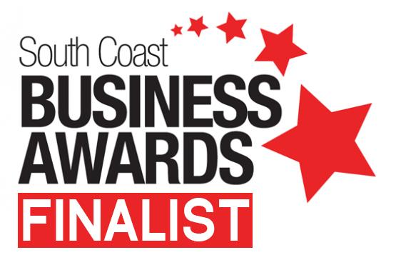 South Coast Business Award - Customer Service 2014