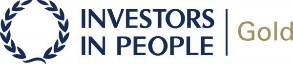 Investors in People Award - GOLD standard