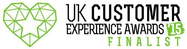 UK Customer Experience Award - Technology and Telecoms 2015
