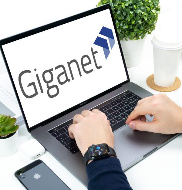 Giganet Laptop Image