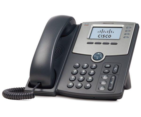 Cisco SPA504G Product Image