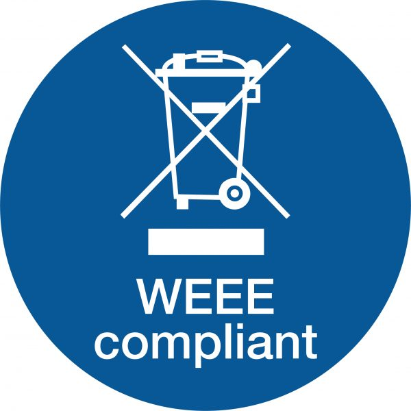 WEEE Compliant