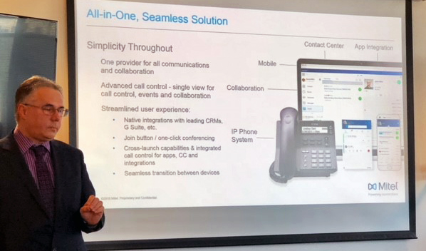 A Very Promising Update from Mitel - Andrew Skipsey Blog