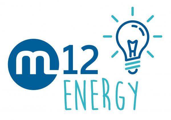 M12 Energy Logo