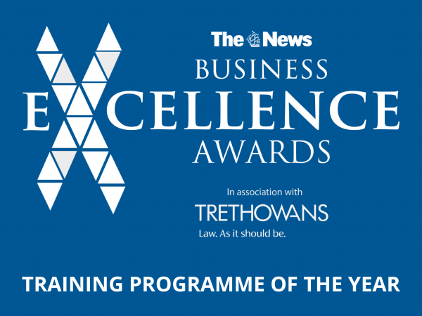 Business Excellence Award 2020