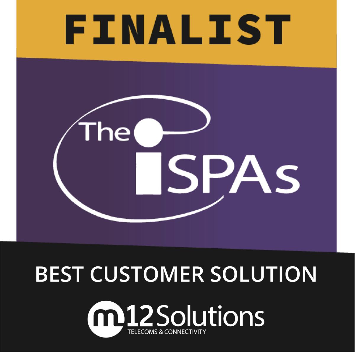 2020 ISPA Awards Finalists